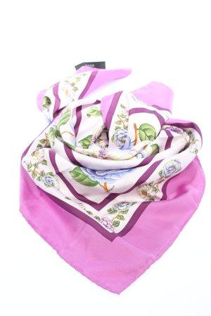 Gucci Silk Cloth allover print casual look