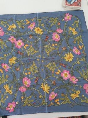 Gucci Zijden sjaal paars