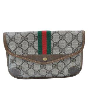 Gucci Sherry Line GG Clutch Bag