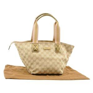 Gucci Sherry Line GG Tote Bag