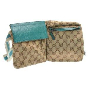 Gucci Clutch beige textile fiber