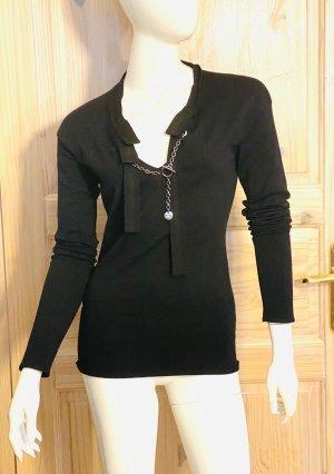 Gucci Camisa tejida negro