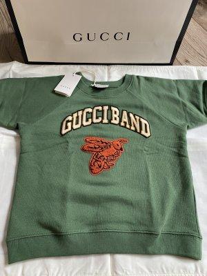 Gucci Camiseta verde oscuro