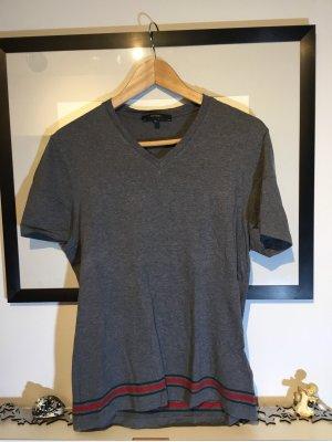 Gucci Shirt grau Baumwolle m 38