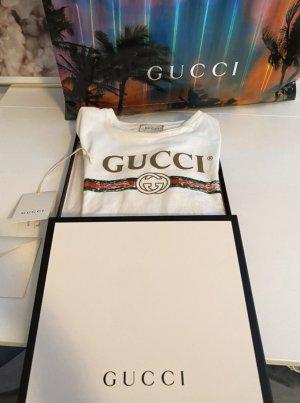 Gucci T-shirt imprimé multicolore