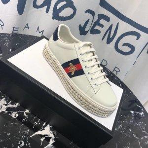 Gucci Sneaker alta bianco sporco