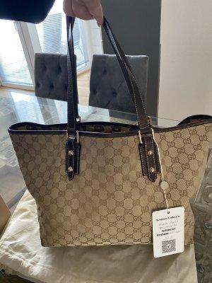 Gucci Comprador marrón-blanco puro