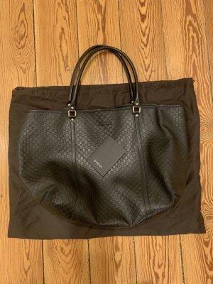 Gucci shopper schwarz