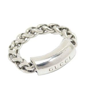 Gucci Anello argento Argento