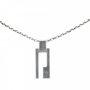 Gucci Silver-Tone Necklace