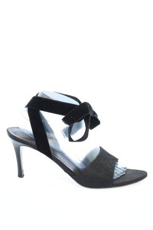 Gucci Slingback-Pumps schwarz Elegant