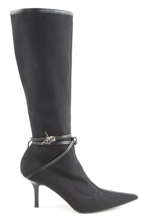 Gucci Slouch Booties black casual look