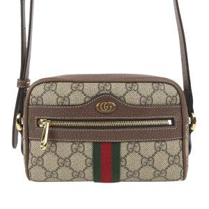 Gucci Small GG Supreme Ophidia Crossbody Bag