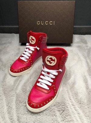 Gucci Sznurowane trampki Wielokolorowy