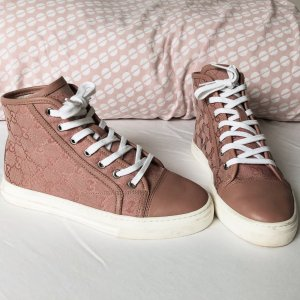 Gucci Sneaker Damen mit GG Muster in Gr.36