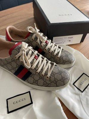 Gucci Sneaker Damenschuhe Monogramm Sportschuhe