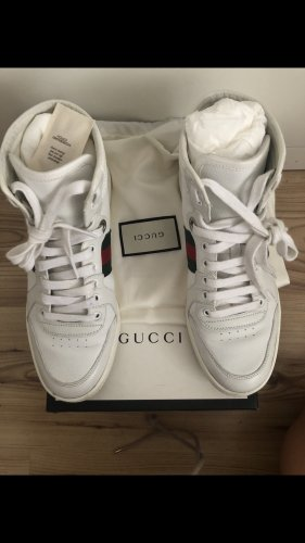 Gucci Sneaker Hightop / Super Zustand