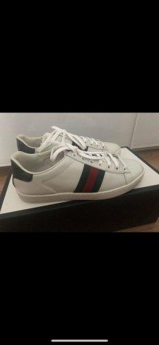 Gucci sneaker low grün weiß 38