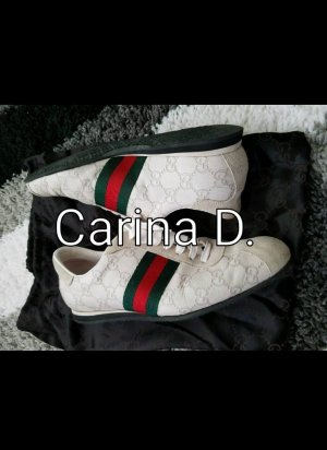 Gucci Zapatillas con velcro multicolor