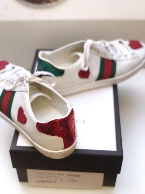 Gucci Lace-Up Sneaker multicolored