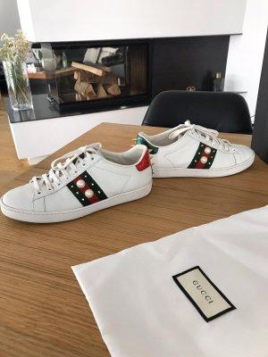 Gucci Skater Shoes multicolored
