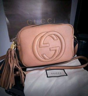 Gucci Soho Disco Bag Tasche Crossbody Beige Nude