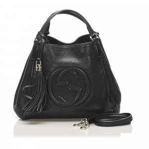 Gucci Soho Leather Satchel