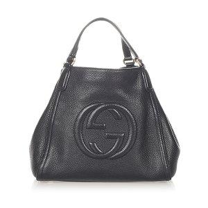Gucci Soho Leather Satchel