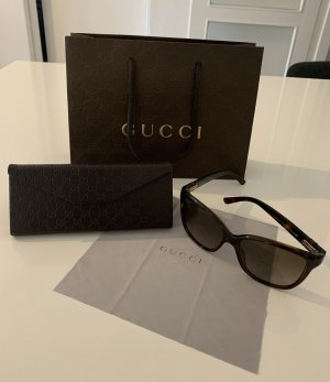 Gucci Occhiale squadrato multicolore