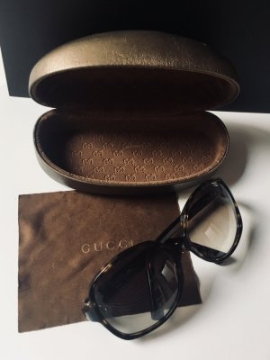 Gucci Butterfly Glasses multicolored