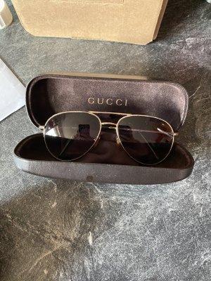 Gucci Occhiale da pilota oro