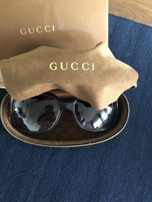 Gucci Gafas de sol cuadradas multicolor