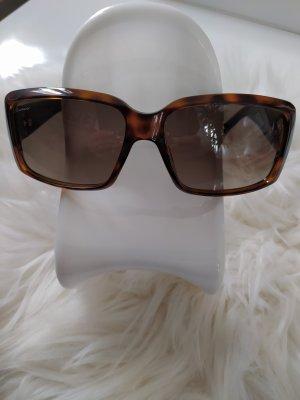 Gucci Kwadratowe okulary przeciwsłoneczne Wielokolorowy