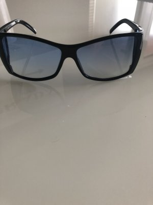 Gucci Retro Glasses black-azure
