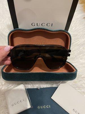 Gucci Okulary motylki czarny