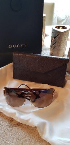 Gucci Bril oker-donkergeel