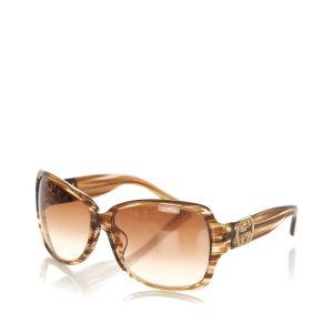 Gucci Lunettes de soleil brun