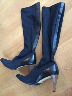 Gucci High Heel Boots black