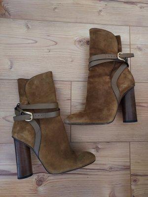 Gucci High Heel Boots brown