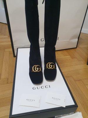 Gucci Stivale con tacco nero