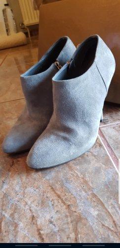 GUCCI Stiefeletten Gr. 37,5 Luxus Schuhe Boots