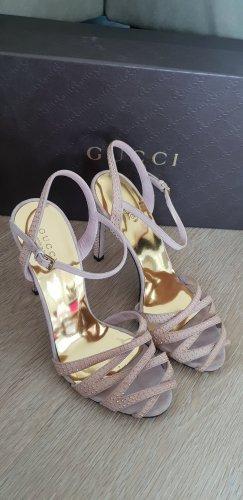 Gucci Stiefeletten Sandalen Heels Pumps