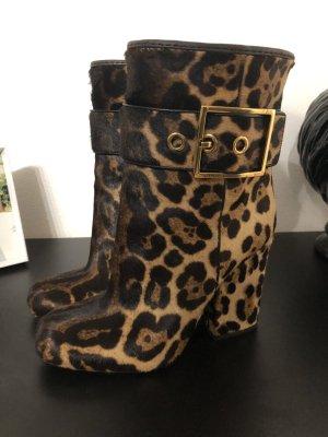 Gucci Botki Wielokolorowy