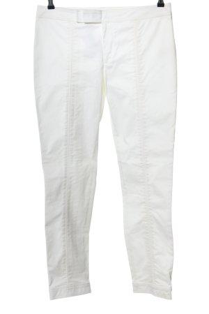 Gucci Pantalon en jersey blanc style décontracté