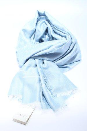 "Gucci Stola ""GG Jacquard"" blau"