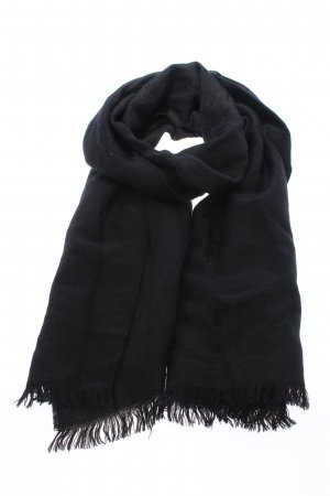 Gucci Knitted Scarf blue-black mixture fibre