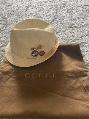 Gucci Cappello parasole beige