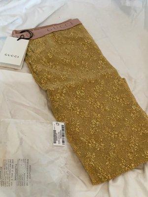 Gucci Scaldamuscoli oro