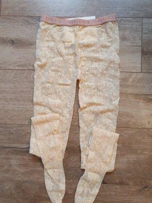 Gucci Legginsy w kolorze białej wełny