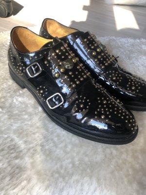 Gucci Zapatos Budapest negro